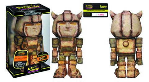 HIKARI TF DISTRESSED BUMBLEBEE LTD ED SOFUBI FIG