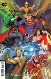 JUSTICE LEAGUE #14 VAR ED (2018)
