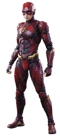 JUSTICE LEAGUE VARIANT PLAY ARTS KAI THE FLASH AF