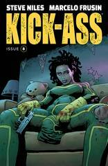 KICK-ASS #8 CVR A FRUSIN (MR) (2018)