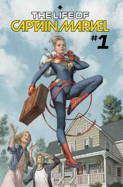 LIFE OF CAPTAIN MARVEL #1 (OF 5) (2018)