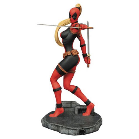 Marvel Gallery Lady Deadpool Statue
