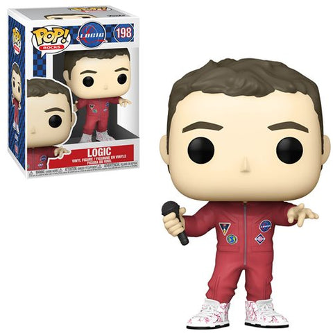 Logic Pop! Vinyl Figure