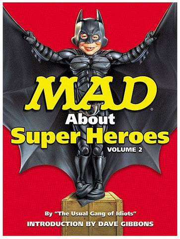 MAD about Super Heroes Vol 2