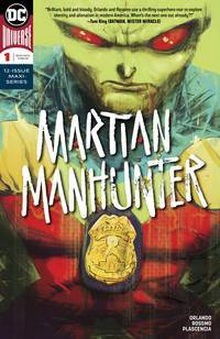 MARTIAN MANHUNTER #1 (OF 12) (2018)