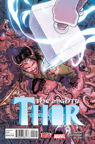 MIGHTY THOR #2