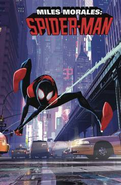 MILES MORALES SPIDER-MAN #1 ANIMATION VAR (2018)