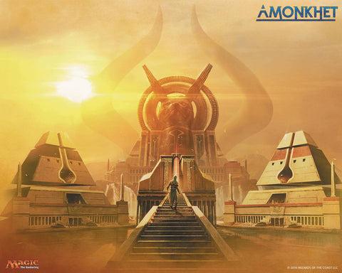 MTG TCG AMONKHET BOOSTER PACK