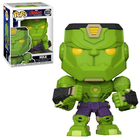 Marvel Mech Hulk Pop! Vinyl Figure