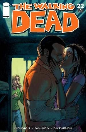 The Walking Dead #22 Image Comics