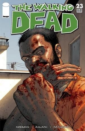 The Walking Dead #23 Image Comics