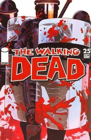 The Walking Dead #25 Image Comics