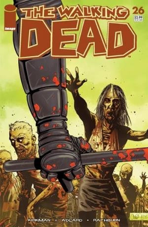 The Walking Dead #26 Image Comics