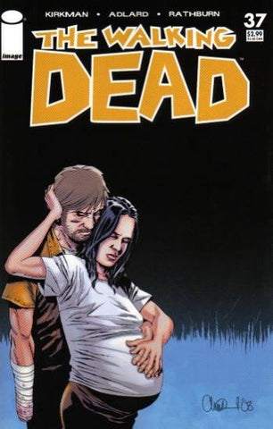 The Walking Dead #37 Image Comics