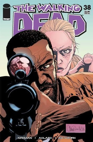The Walking Dead #38 Image Comics