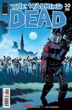 The Walking Dead #30 Image Comics