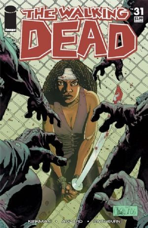 The Walking Dead #31 Image Comics