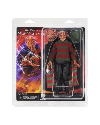 NIGHTMARE ON ELM STREET NEW NIGHTMARE FREDDY 8IN RETRO AF
