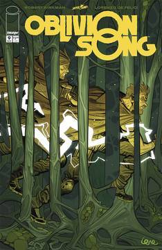 OBLIVION SONG BY KIRKMAN & DE FELICI #9 (MR) (2018)