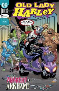 OLD LADY HARLEY #2 (OF 5) (2018)