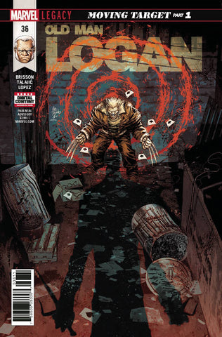 OLD MAN LOGAN #36 LEG (2018)