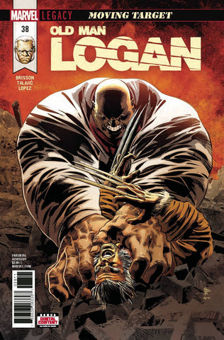 OLD MAN LOGAN #38 LEG (2018)