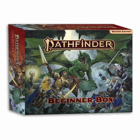 PATHFINDER RPG (SECOND EDITION): BEGINNER BOX