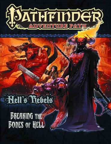 PATHFINDER ADV PATH HELLS REBELS PT 6 BREAKING BONES