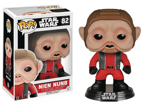 FUNKO POP STAR WARS NIEN NUNB