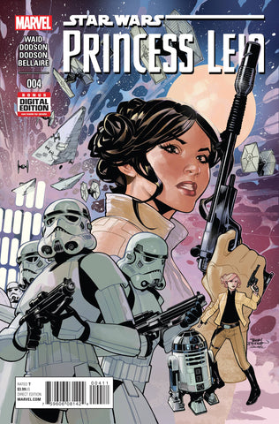 PRINCESS LEIA #4 (OF 5)