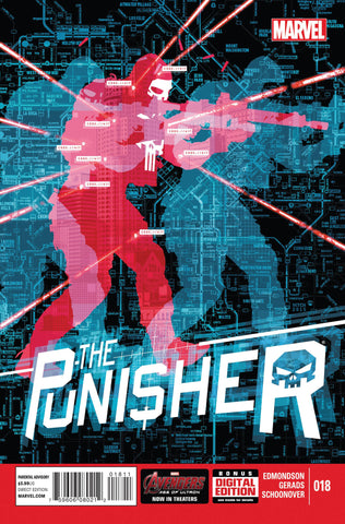 PUNISHER #18