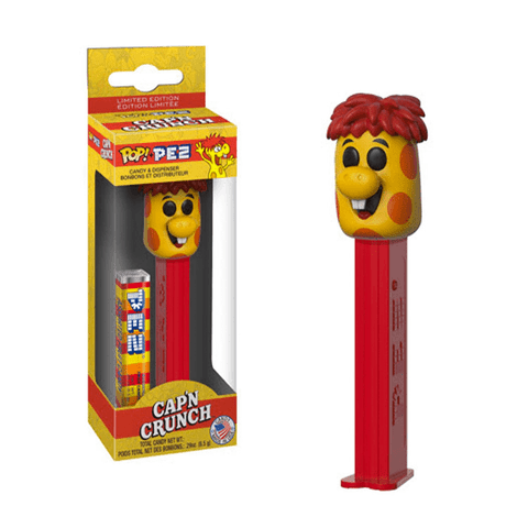 Pop! Pez: Quaker Oats - Crunchberry Monster