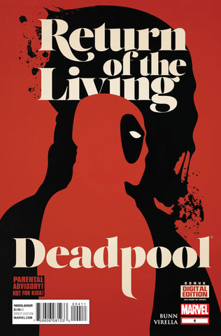 RETURN OF LIVING DEADPOOL #4 (OF 4)