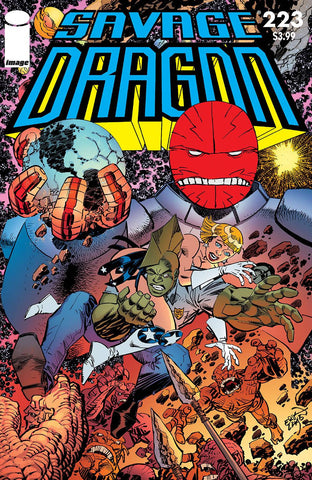 SAVAGE DRAGON #223 (MR) (2017)