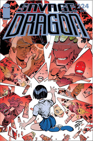 SAVAGE DRAGON #224 (2017)