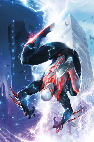 SPIDER-MAN 2099 #1 BY MATTINA POSTER