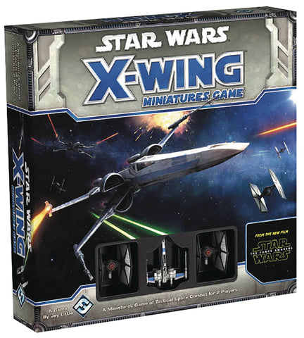 STAR WARS XWING MINATURE GAME FORCE AWAKENS