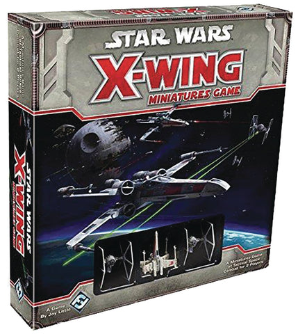 STAR WARS XWING MINIATURE GAME CORE SET