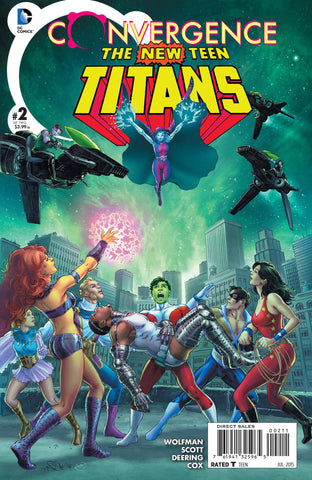 CONVERGENCE NEW TEEN TITANS #2