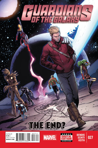 GUARDIANS OF GALAXY #27