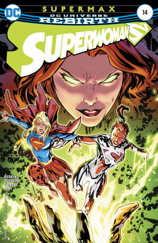 SUPERWOMAN #14 (2017)