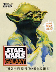Star Wars Galaxy Original Topps Trading Card Series