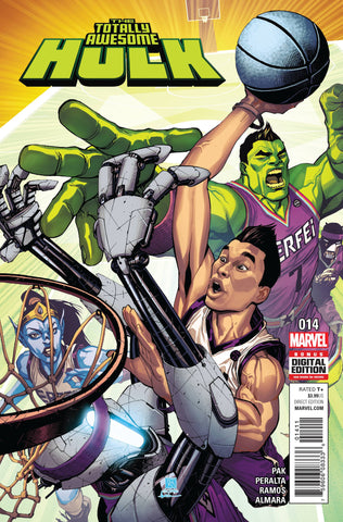TOTALLY AWESOME HULK #14 (2017)