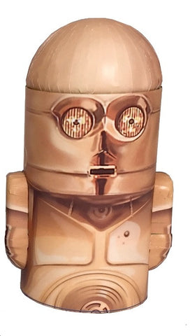 Star Wars Tin Coin Bank C3P0