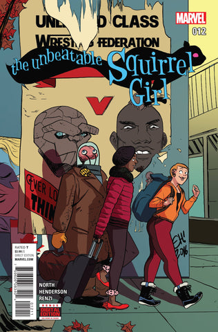 UNBEATABLE SQUIRREL GIRL #12 (2016)
