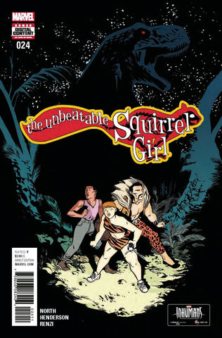 UNBEATABLE SQUIRREL GIRL #24 (2017)