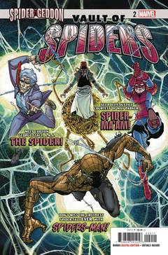 VAULT OF SPIDERS #2 (OF 2) SG (2018)