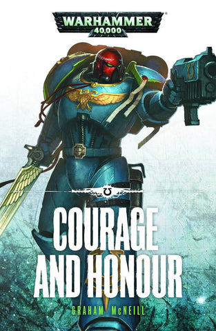 WARHAMMER 40K COURAGE AND HONOUR SC