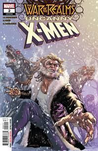 WAR OF REALMS UNCANNY X-MEN #2 (OF 3) WR (2019)