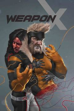 WEAPON X #27 (2018)